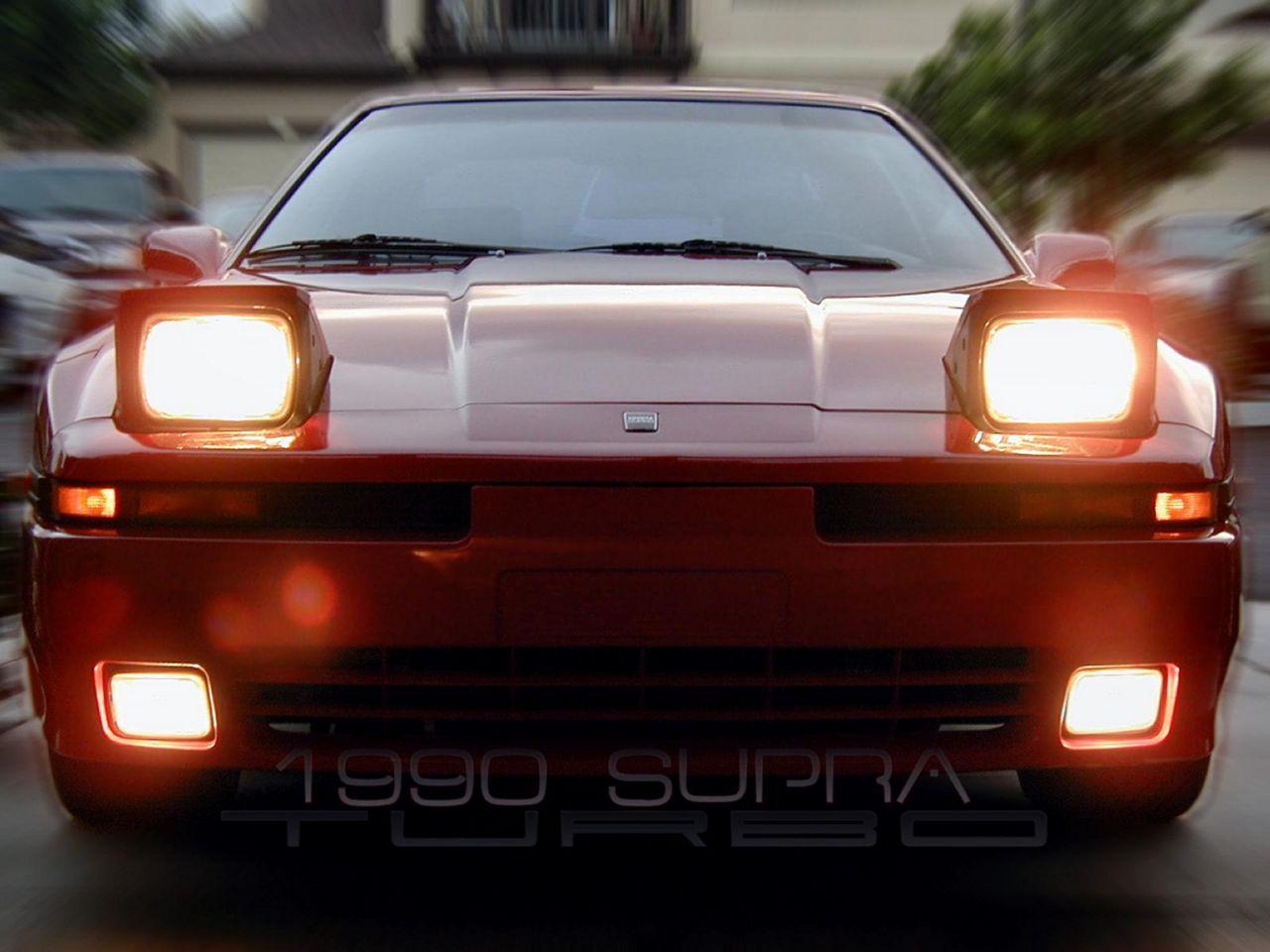 mk3 supra drift car